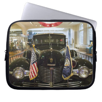 USA, Michigan, Dearborn: The Henry Ford Museum, Laptop Sleeve