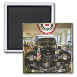 USA, Michigan, Dearborn: The Henry Ford Museum, Magnet