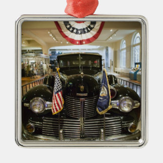 USA, Michigan, Dearborn: The Henry Ford Museum, Metal Ornament