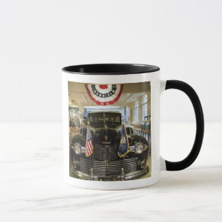 USA, Michigan, Dearborn: The Henry Ford Museum, Mug