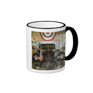 USA, Michigan, Dearborn: The Henry Ford Museum, Ringer Coffee Mug