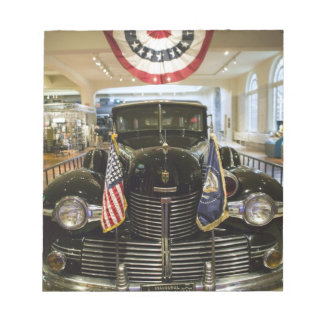 USA, Michigan, Dearborn: The Henry Ford Museum, Notepad