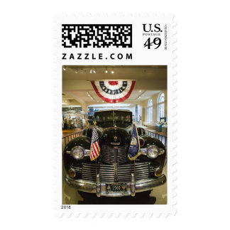 USA, Michigan, Dearborn: The Henry Ford Museum, Postage Stamps