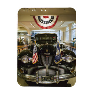 USA, Michigan, Dearborn: The Henry Ford Museum, Rectangular Magnets