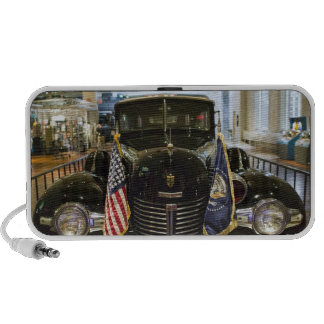 USA, Michigan, Dearborn: The Henry Ford Museum, Mp3 Speakers