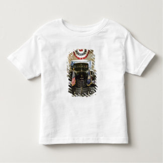 USA, Michigan, Dearborn: The Henry Ford Museum, Toddler T-shirt