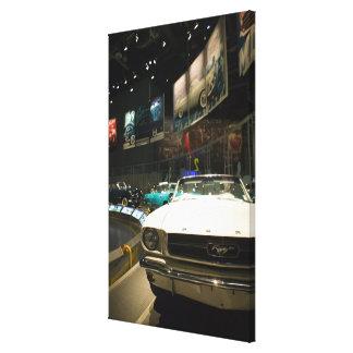USA, Michigan, Detroit: Ford Rouge Factory Tour, Canvas Print