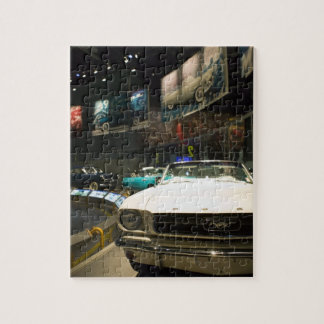 USA, Michigan, Detroit: Ford Rouge Factory Tour, Jigsaw Puzzle