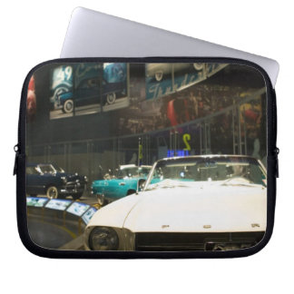 USA, Michigan, Detroit: Ford Rouge Factory Tour, Laptop Sleeves