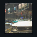 "USA, Michigan, Detroit: Ford Rouge Factory Tour, Notepad<br><div class=""desc"">COPYRIGHT Walter Bibikow / DanitaDelimont.com   US23 WBI0016.jpg   USA,  Michigan,  Detroit: Ford Rouge Factory Tour,  Interior Gallery of Ford automobiles produced at the famous Rouge plant</div>"