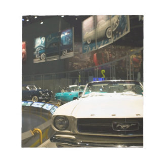 USA, Michigan, Detroit: Ford Rouge Factory Tour, Notepad