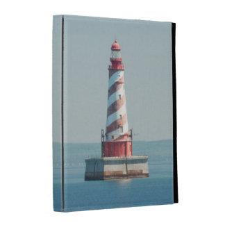 USA, Michigan, Great Lakes, Lake Michigan iPad Case