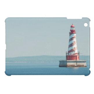 USA, Michigan, Great Lakes, Lake Michigan iPad Mini Cases