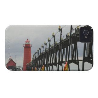 USA, Michigan, Lake Michigan Shore, Grand Haven: Case-Mate iPhone 4 Case
