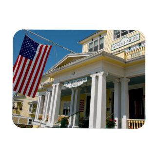 USA, Michigan, Mackinac Island Magnet