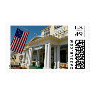USA, Michigan, Mackinac Island Postage