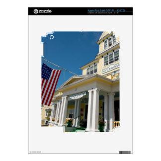 USA, Michigan, Mackinac Island iPad 3 Skins
