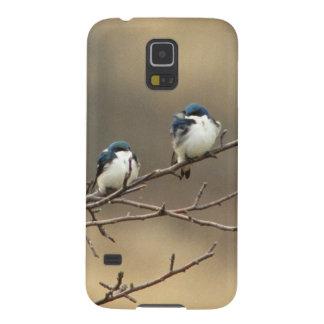 USA, Michigan, Shiawassee County. Tree Galaxy S5 Cover