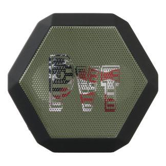 USA Military Green American Pvt Private Black Bluetooth Speaker