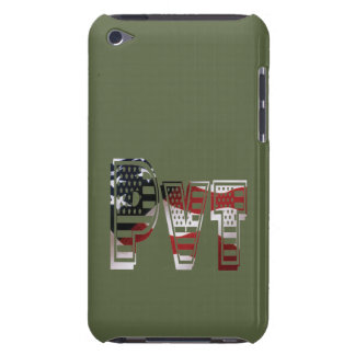 USA Military Green American Pvt Private iPod Touch Cover