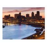 USA, Minnesota, Minneapolis, St. Paul 2 Postcard