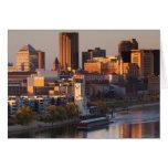 USA, Minnesota, Minneapolis, St. Paul 3 Card
