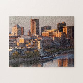 USA, Minnesota, Minneapolis, St. Paul 3 Jigsaw Puzzle