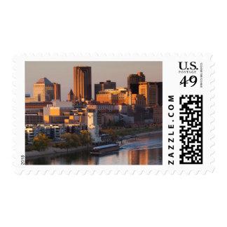 USA, Minnesota, Minneapolis, St. Paul 3 Stamps