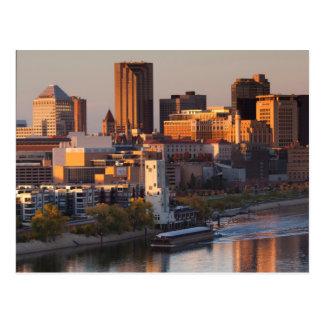 USA, Minnesota, Minneapolis, St. Paul 3 Postcard
