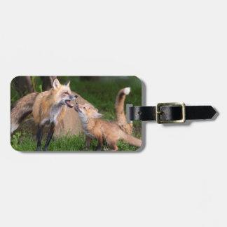 USA, Minnesota, Sandstone, Minnesota Wildlife 17 Luggage Tag