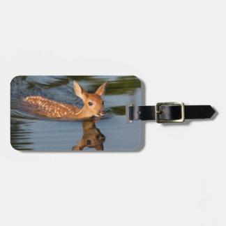 USA, Minnesota, Sandstone, Minnesota Wildlife 19 Luggage Tag