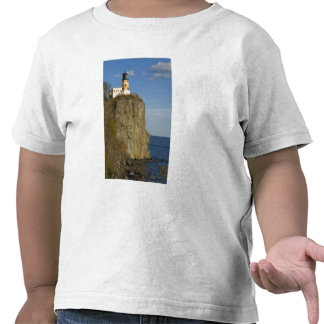 USA, Minnesota.  Split Rock Lighthouse on Lake Tees