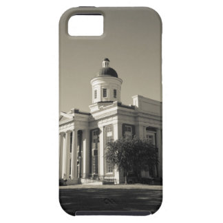 USA, Mississippi, Canton. Cinema town of central iPhone SE/5/5s Case