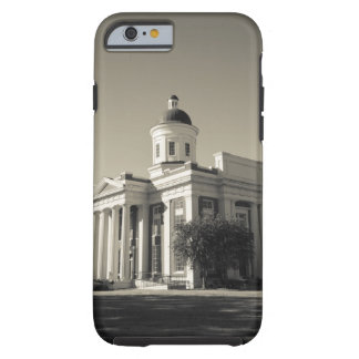 USA, Mississippi, Canton. Cinema town of central Tough iPhone 6 Case