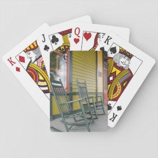 USA, Mississippi, Columbus Card Decks