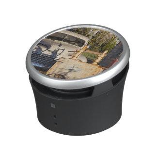 USA, Mississippi, Jackson. Mississippi Bluetooth Speaker