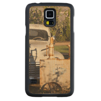 USA, Mississippi, Jackson. Mississippi Carved® Maple Galaxy S5 Case