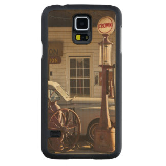 USA, Mississippi, Jackson, Mississippi Carved® Maple Galaxy S5 Slim Case