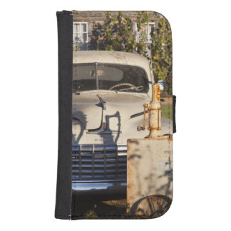 USA, Mississippi, Jackson. Mississippi Galaxy S4 Wallet Case