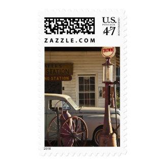 USA, Mississippi, Jackson, Mississippi Postage Stamp