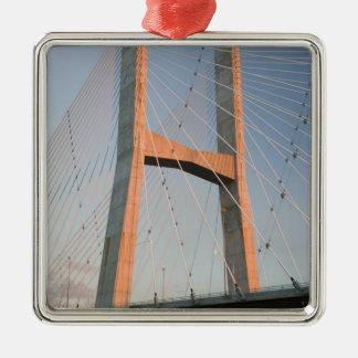 USA, Missouri, Cape Girardeau: The Bill Metal Ornament