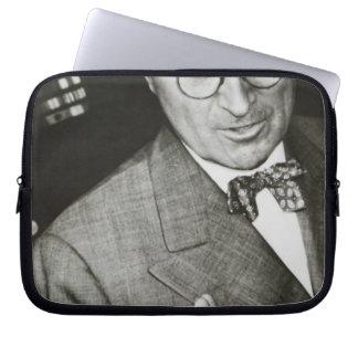 USA, Missouri, Independence, Truman Presidential Laptop Computer Sleeve