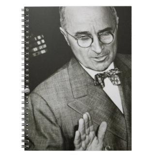 USA, Missouri, Independence, Truman Presidential Spiral Notebook