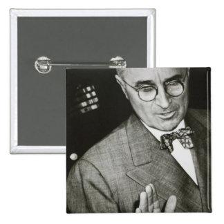 USA, Missouri, Independence, Truman Presidential Pinback Button