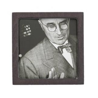 USA, Missouri, Independence, Truman Presidential Premium Trinket Boxes