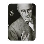 USA, Missouri, Independence, Truman Presidential Rectangular Magnet