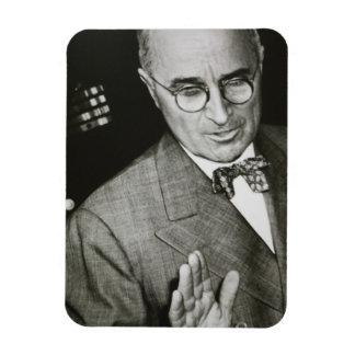 USA, Missouri, Independence, Truman Presidential Rectangular Photo Magnet