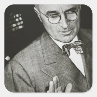 USA, Missouri, Independence, Truman Presidential Square Sticker