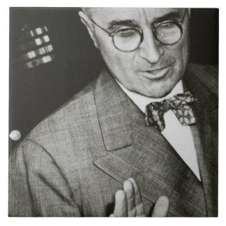 USA, Missouri, Independence, Truman Presidential Tile