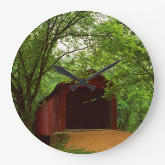USA, Missouri, Jefferson County, Sandy Creek Large Clock